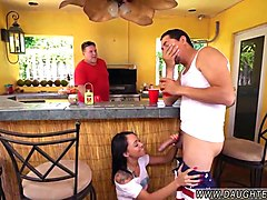 friends daughter ass fuck holly hendrix has some fun with her dads friend