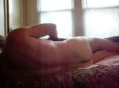 Short Clip of 65 yo wife getting fucked Balls deep