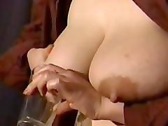 mom' huge lactating boobs 4