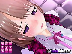 3d teen cute japanese idol