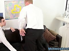 mormon elders spitroast