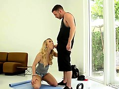 bailey brooke goes on top of step bro