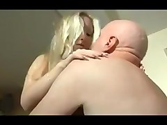 He 70 but she loves his hot tasty cum