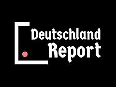 Deutschland Report - Hot amateur German babe gets picked up and fucked in the strip club