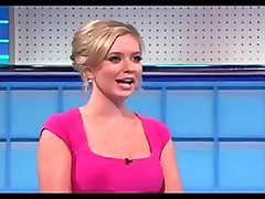 Rachel Riley - Sexy Figure - Short Pink Dress