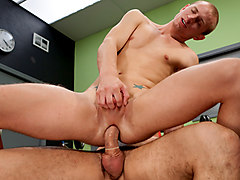 Jimmy Durano & Randall O'Reilly in Backroom Exclusives 29 Scene