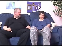 German chub and wife
