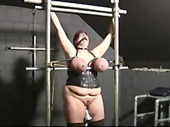 Monster tits torture